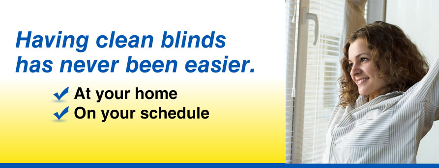 Blind Cleaning Service
